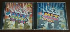 Hit Parade Dance Champions '95-'96 2 X CD Hit mania FLY 211 CD Come Nuovi