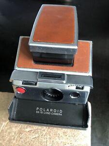 Polaroid Sx 70 Erst Version Sammlerstück Top Zustand