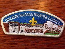 MINT CSP Greater Niagara Frontier Council S-7