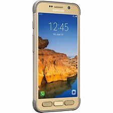 Samsung Galaxy S7  - 32GB - Gold Platinum (T-Mobile) UNLOCKED smartphone