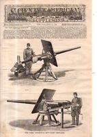 1889 Scientific American Supp July 13 - The Edison Phonograph; Calais;Clown Ball