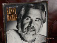 Kenny Rogers - We've Got Tonight (1983) LP