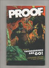 Proof: Thunderbirds Are Go! - Book 3 TPB - (Grade 9.2) 2010