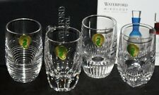 Waterford Crystal ~ Mixology (Clear) ~ Set Of FOUR 80ml Shot Glasses ~ NEW BOXED