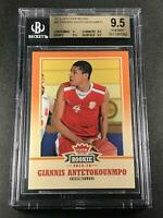 GIANNIS ANTETOKOUNMPO 2013 FLEER RETRO #47 ROOKIE RC BGS 9.5 BUCKS NBA MVP