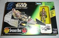 Speeder Bike w/ Action Figure - Star Wars Expanded Universe 1997 Kenner Hasbro