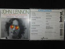 RARE CD JOHN LENNON / THE VILLAGE TAPES / LAST SESSIONS / ORIGINAL RELEASE /