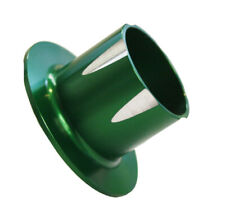 Two Brothers Racing Green M-Series P1 P-1 Race Pipe Power Tip Sound Suppressor