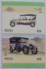 1913 Pierce Arrow Tipo 66 coche Sellos (líderes del mundo / Auto 100)