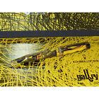 Used Delta Gallery Medium Ballpoint Pen Yellow/Black/Orange Gold Vermeil Band