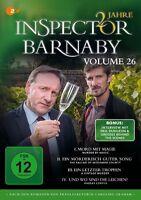 INSPECTOR BARNABY VOL.26 (NEIL DUDGEON, FIONA DOLMAN,...) 4 DVD NEU