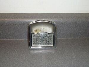 1930's 1940's Buick Ashtray w/ Emblem and Housing GM Accessory Rare