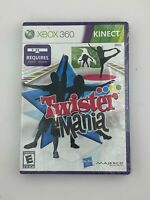 Twister Mania - Xbox 360 Game - New Sealed