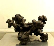 "Cast Abstract Bronze Abstract Sculpture, ""Receptual Art #7"", Kristin Eyfells"