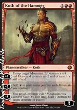 Koth of the Hammer // Foil // NM // Scars of Mirrodin // engl. // Magic