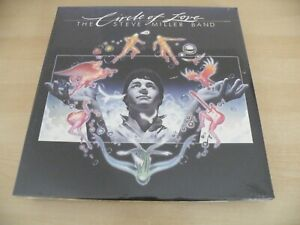 STEVE MILLER BAND CIRCLE OF LOVE  LTD  EDITION CLEAR VINYL NEW UNPLAYED