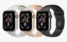 Reloj de Apple serie 4 40mm & 44mm-Gps + Celular 4G LTE-Plata Oro Gris espacial