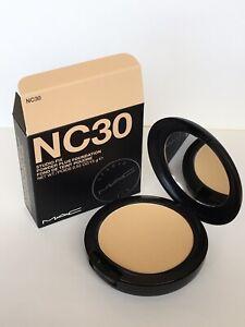MAC Studio Fix Powder Plus Foundation - NC30 100% Authentic RRP $54