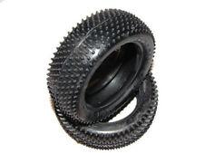 Roues, pneus, jantes et moyeux pour véhicule radiocommandé Schumacher 1/10