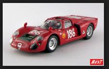 Alfa Romeo 33.2 Spyder Targa Florio 1968 1/43 9422 Best Model Made in Italy