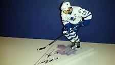 MATS SUNDIN Toronto Maple Leafs Autographed Signed McFarlane Figure NHL Hockey