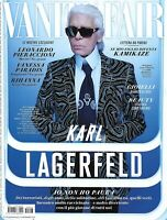 Karl Lagerfeld Vanity Fair Magazine Vanessa Paradis Rihanna John Boyega 2015