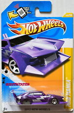 HOT WHEELS 2012 NEW MODELS MAD MANGA ERROR W+