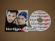 Vertigogo Vertigogo 1999 Universal Cd Mexico