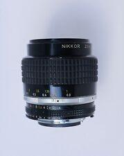 Nikon Nikkor 35mm F1.4 ai-s manual Lens
