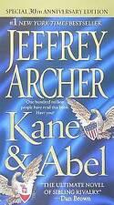 NEW Kane and Abel by Jeffrey Archer