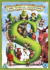 Shrek: The 4-movie Collection (Box Set) [DVD]