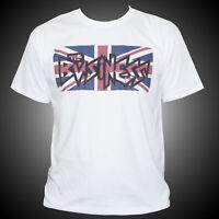 THE BUSINESS T SHIRT Raglan 3//4 Sleeve Blitz Sham 69 Oi Punk Rock Graphic Tee