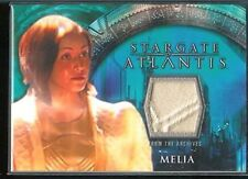 Stargate Atlantis Season 1 Costume Card Melia v2