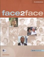 face2face Starter Workbook with Key, Redston, Chris, New condition, Book