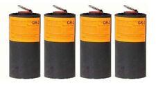 Pack de 4 grenades Airsoft Paintball GR-2