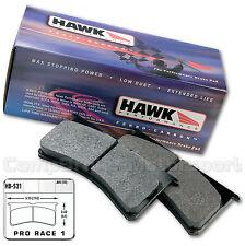 Wilwood Superlite Fast Road/Track Day Hawk BrakePads/Compbrake Pro Race 1CMB0065
