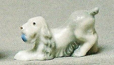 WADE SPANIEL DOG WHIMSIES SET 1, 1953-58