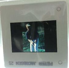 PETER JACOBSEN  1985 Media TV Slide PGA GOLF