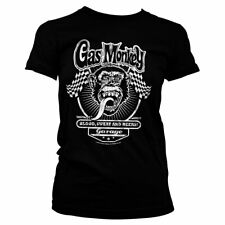 Officially Licensed Gas Monkey Garage Flags Women's T-Shirt S-XXL Sizes
