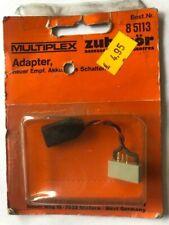 MULTIPLEX ADAPTER MPX85113- R/C RADIO CONTROL PART -MULTIPLEX 85113