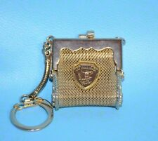 Las Vegas  ' Howdy Podner '  Key Ring /Coin Purse  Mixed /Meshed  & Rare  !!!