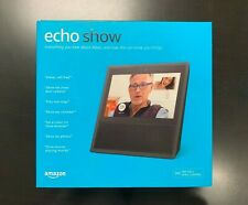 Echo Show 1st Generation Smart Assistant with Alexa - Black (NEW)
