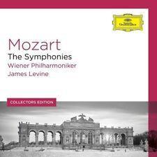 JAMES/WP LEVINE - MOZART-SÄMTLICHE SINFONIEN (COLLECTORS EDITION) 11 CD NEUF