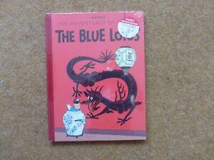 Tintin - The Blue Lotus - Facsimile Edition - 2008 - New