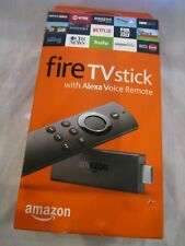 Amazon Fire TV Stick with Alexa Voice Remote Brand New Factory Sealed