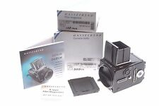 Hasselblad 503 CW  Black  (S/N:19ET10437)+ Magazin A12  OVP