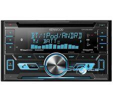 KENWOOD DPX502BT 2-DIN CD MP3 WMA USB IPOD EQUALIZER IPHONE BLUETOOTH PANDORA