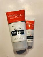 Neutrogena Rapid Clear Stubborn Acne Cleanser and Spot Treatment