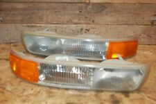 1999 2002 CHEVROLET SILVERADO 1500 2500 3500 marker turn driving marker lights