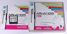 Spiel: ARKANOID DS für den Nintendo DS + Lite + Dsi + XL + 3DS + 2DS